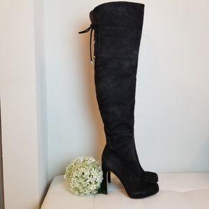 Sam Edelman Kayla OTK suede boots size 5